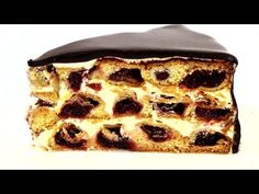 "Торт ""Медовые соты"" - YouTube Ukrainian Recipes, Russian Recipes, Honey Cake, Cake Youtube, Dessert Bread, Chocolate Cake, Make It Simple, Cake Recipes, French Toast"