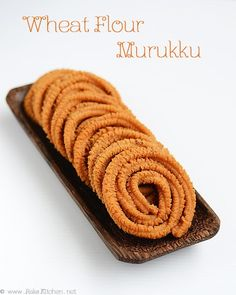 With only wheat flour (atta) as main ingredient, this is so easy to make and healthier choice for Diwali snacks!