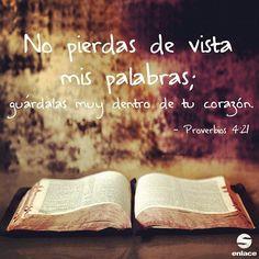 α JESUS NUESTRO SALVADOR Ω: Guarda mis palabras en tu corazón