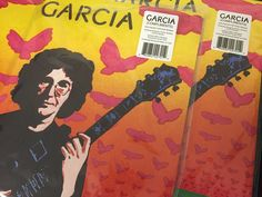 Jerry Garcia, remastered on high-grade wax. Get it on Record Store Day at Zia.