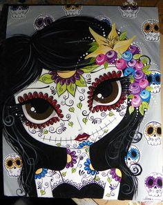 acrylics 11x14 www.facebook.com/meganksuarezfineart