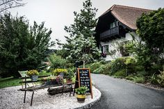Austria, Patio, House Styles, Outdoor Decor, Home Decor, Road Trip Destinations, Wine, Destinations, Autumn
