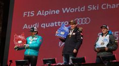 Marcel Hirscher took the gold, Kjetil Jansrud took silver and Ted Ligety took bronze in the Men's Alpine Combined. The Ceremonies were followed with Craig Wayne Boyd from The Voice and he rocked Championship Plaza. #Vail2015 #VailBeaverCreek2015