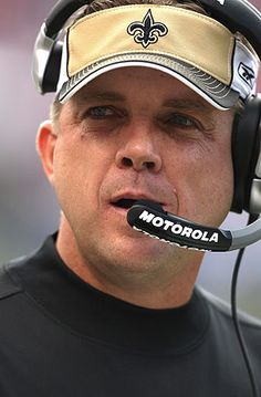 """""""The man behind the curtain."""" Sean Payton- best coach in the NFL."""