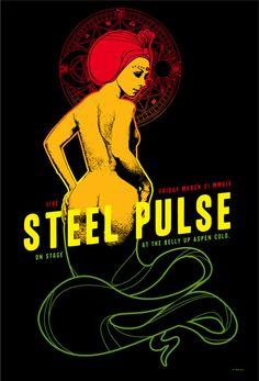 Steel Pulse - Scrojo - 2014 ----