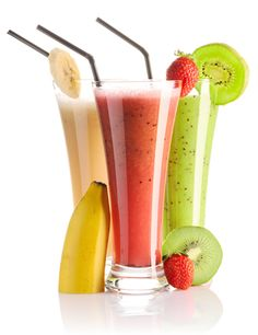 Smoothies have grown very popular over the years, with fruit smoothies being at the top of the list of favorite beverages. Many people already consume fruit smoothies regularly and have praised the… Easy Smoothie Recipes, Vitamix Recipes, Vegan Smoothies, Easy Smoothies, Juice Smoothie, Smoothie Drinks, Fruit Smoothies, Healthy Recipes, Diet Drinks