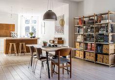 Skønt familiehjem i Nansensgade-kvarteret i København