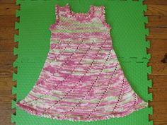 Free+Knitting+Pattern+-+Toddler+&+Children's+Clothes:+Little+Girl's+Sundress