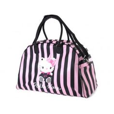 Weekend bag from Hello Kitty