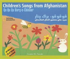 Picture book. Children's Songs from Afghanistan by Louise M. Pascale