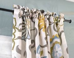 Sewing Curtains - Want to learn something new and easy? Check out this simple DIY rod pocket curtains and schedule it for your next sewing project. No Sew Curtains, How To Make Curtains, Rod Pocket Curtains, Drapery Fabric, Window Curtains, Small Curtains, Outdoor Curtains, Easy Sewing Projects, Sewing Tutorials