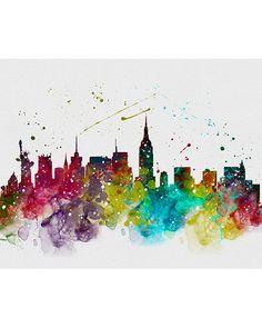 New York Cityscape 3