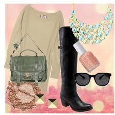 frye jane boots polyvore - Google Search