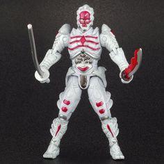 "Power Rangers Samurai Evil DEKER 4"" Action Figure Bandai 2012 #Bandai"