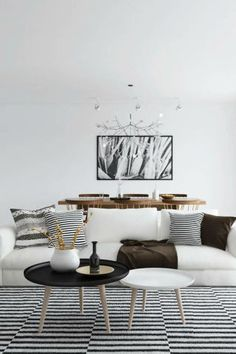 Sometimes less is more- and we can prove it! See some of the biggest interior design trends here: