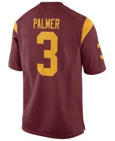 659975f982a Nike Men s Carson Palmer Usc Trojans Player Game Jersey - Red M