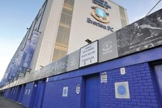 Goodison Park Wall of Fame, Everton Football Club - Broxap were asked by Enterprise Liverpool Ltd. in conjunction with Everton Football Club to produce a selection of special granite plaques to adorn the walls of their new 'Goodison Park Wall of Fame'. Outdoor Gym Equipment, Sports Equipment, Cycle Shelters, Cycle Storage, Goodison Park, Wall Of Fame, Outdoor Workouts, Everton, Public Transport