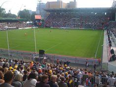 Millerntor Stadion des FC St. Pauli, Hamburg