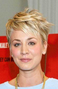 Sami Gayle Short Shag Hairstyles