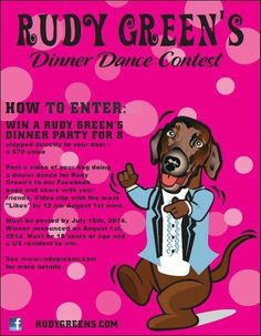 Dinner Dance Contest