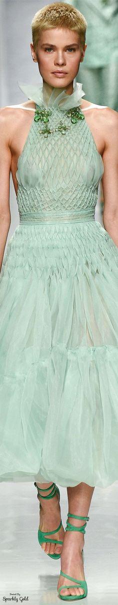 Ermanno Scervino SS 2017 Fashion show & More luxury Details