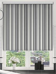 Splash Eye Candy Liquorice thumbnail image Bamboo Bathroom, Bathroom Blinds, Vertical Window Blinds, Blinds For Windows, Blockout Blinds, Blinds Online, Art Deco Bathroom, House Blinds, Bamboo Blinds
