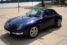 PORSCHE 911 993 TARGA