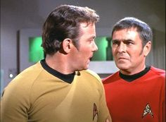 Kirk and Scotty