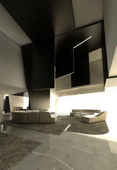 Interior Design Proposal Bu Architecture Studio A Cero For