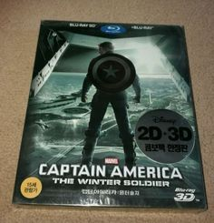 Captain #america #winter soldier blu-ray 3d #steelbook korea new sealed ,  View more on the LINK: http://www.zeppy.io/product/gb/2/142253185000/