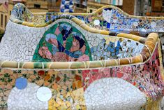 viva el mundo!: Katalońska secesja i Antoni Gaudi - genialny architekt-wizjoner.