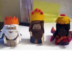 statuine natalizie in sughero - Cerca con Google