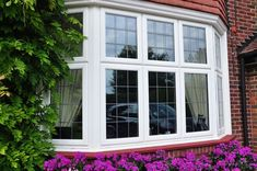 If you are thinking about renovating your home windows, choose UPVC windows. Because, it doesn't require any extensive regular maintenance and repair. You can see some of the benefits of UPVC windows installation here. Metal Windows, Upvc Windows, House Windows, Apartment Balcony Decorating, Apartment Balconies, Cardiff, Good Things, Doors, Modern