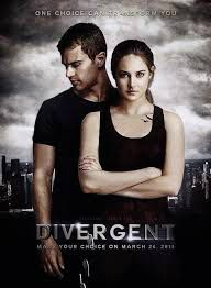 divergent in my option is a must read for teens and young adults.      The setting is placed a couple hundred years into the future and every one is divided into groups or factions: abnegation the selfless, amity the peaceful, candor the honest, erudite the intelligent, and finally dauntless the bra...