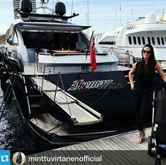#Minttu on Instagram. Looks like Minttu and Robin are also in Barcelona.