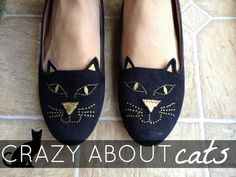 DIY: Kitty Loafer