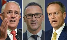 Labor and Liberals accuse each other of collaborating with Greens Turnbull raises 'horror' prospect of Labor easing asylum policy under Greens influence but refuses to rule out preference deal with Richard Di Natale