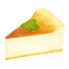 cheese cake Illustration photoshop drawing painting sketch sketches sketchbook food November 30 2018 at Cake Drawing, Food Drawing, Cheese Drawing, Food Texture, Dessert Illustration, Food Graphic Design, Pastry Art, Cute Desserts, Cake Decorating Tutorials