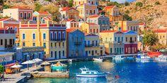 Το Μακεδονικό: Απίστευτες φωτογραφίες από τα ελληνικά νησιά