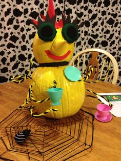 Miss Spider pumpkin David Kirk, Pumpkin Decorating Contest, Face Art, Cool Kids, Spider Pumpkin, Pumpkin Ideas, Preschool Ideas, Halloween, Fall