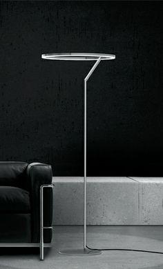 Sattler | Circolo Insospeso floor lamp