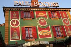 Un repas au Restaurant 3 étoiles de Paul Bocuse à Lyon!