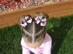 FOR BRYNN. tons of hairstyle ideas for little girls with instructions and sometimes videos