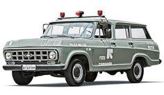 Chevrolet Veraneio 1988 - Viaturas policiais