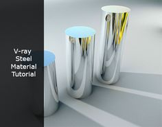 Tutorial for Vray Steel(SS) material Click to Learn: http://www.proarch3d.com/tutorial-for-v-ray-steelss-material/