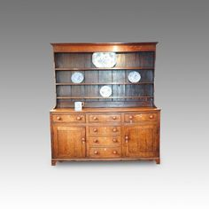 """Antique mahogany dresser 6""""3. c19C £3,650"""