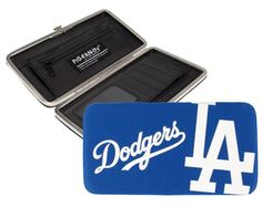 Los Angeles Dodgers Shell Mesh Wallet