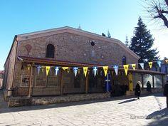 Храм Святого Стефана в городе Арнея, Халкидики: история и уникальные находки археологов, что стоит посмотреть в Арнеа