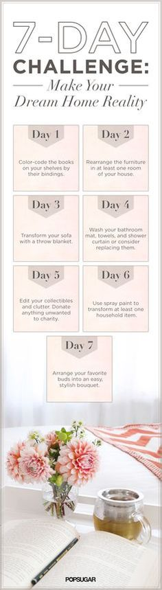 """Make your place """"pin worthy"""" in 7 days"""