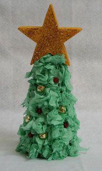 Styrofoam Christmas Tree